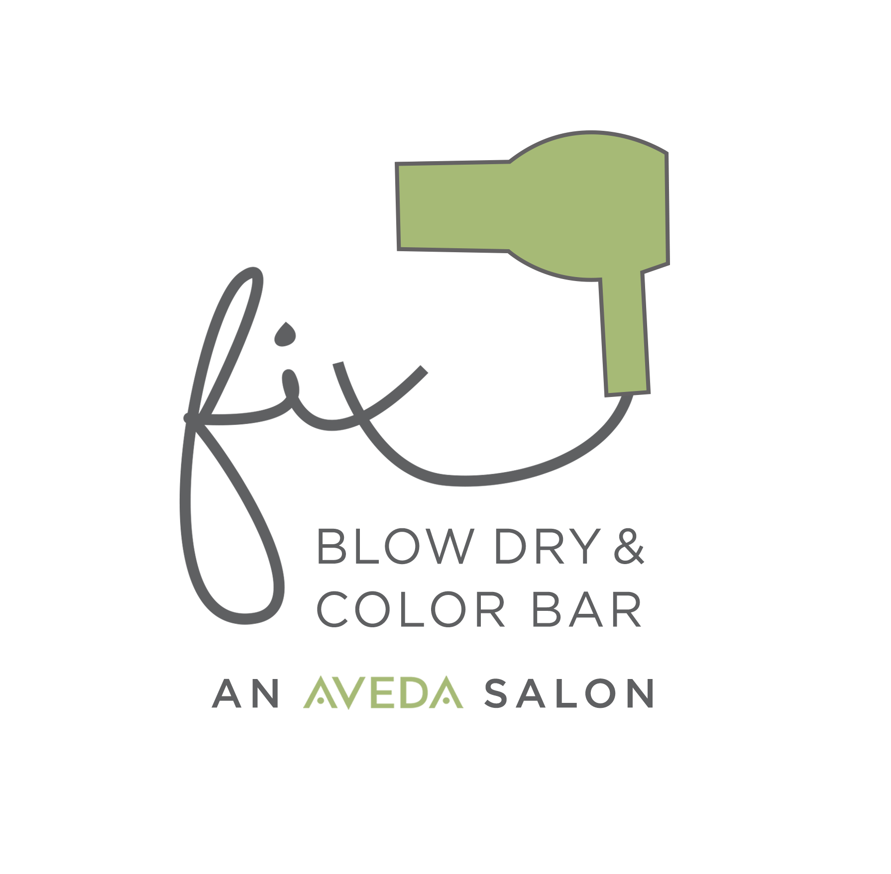 Fix Blow Dry and Color Bar